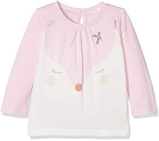 Benetton Baby Girls' Long Sleeve T-Shirt (Light Pink 901)