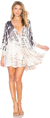 Young, Fabulous & Broke Charlotte Dress in Beige $189 thestylecure.com