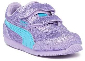 Puma Whilewind Glitz Sneaker (Toddler)
