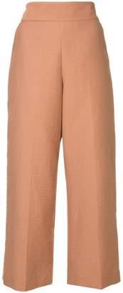 Rachel Comey cropped wide-leg trousers