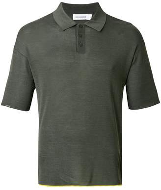 Jil Sander classic polo shirt