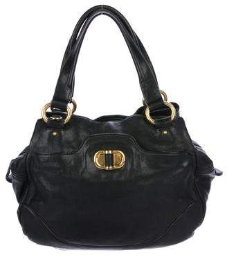 Alexander McQueen Leather Hobo