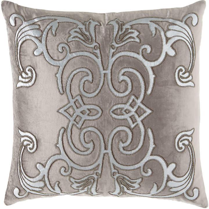 Lili Alessandra Mozart Platinum Pillow, 24