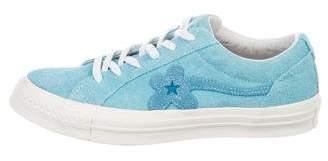 Converse x Tyler the Creator Le Fleur Sneakers