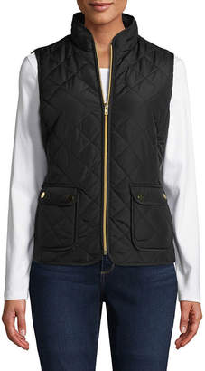 ST. JOHN'S BAY Quilted Vest