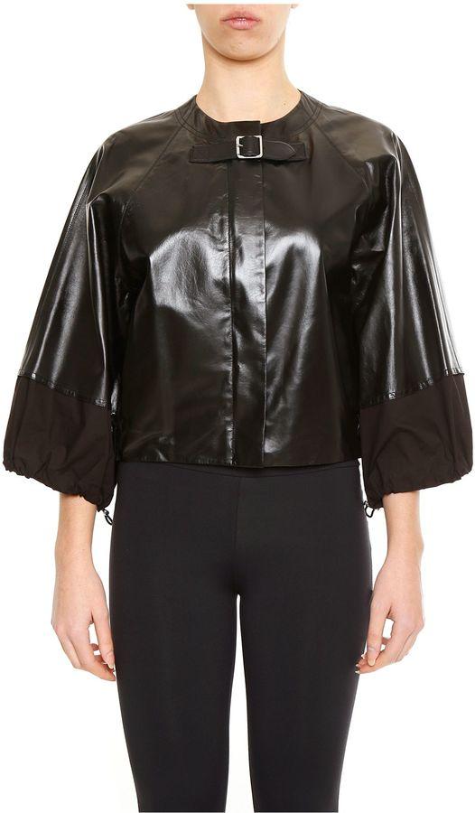 CelineLightweight Leather Jacket