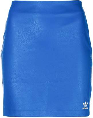 adidas short fitted skirt