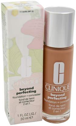 Clinique 1Oz 14 Vanilla Beyond Perfecting Foundation+Concealer