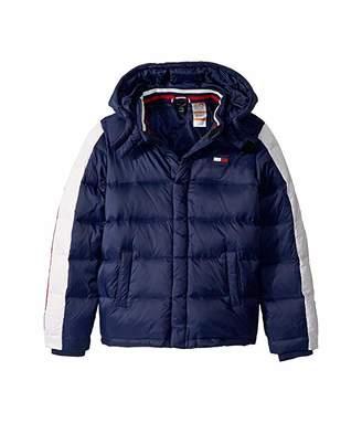 548efda79 Tommy Hilfiger Blue Women's Outerwear - ShopStyle