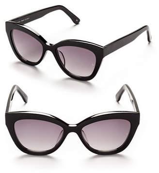 Cat Eye SUNDAY SOMEWHERE Pearl 54mm Cat-Eye Sunglasses
