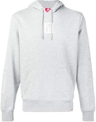 New Balance Track Club PO hoodie