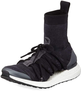 adidas by Stella McCartney Ultra Boost Mid-Sock Trainer Sneakers