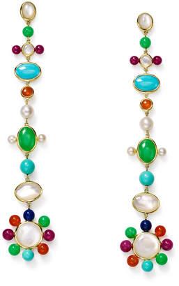 1cd54febe Ippolita Nova 18k Pearl & Mixed-Stone Drop Earrings