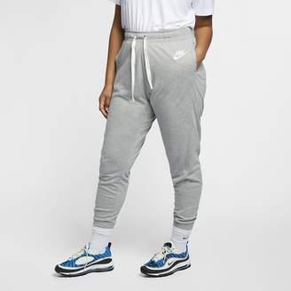 Nike Sportswear Gym Classic (Plus Size) Women's Pants