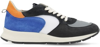 Philippe Model MONTECARLO LEATHER SNEAKERS