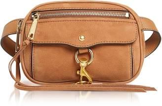 Rebecca Minkoff Almond Leather Blythe Belt Bag