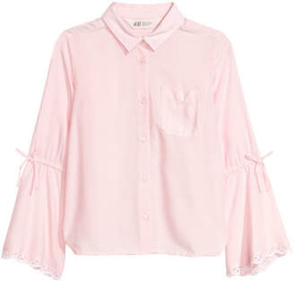 H&M Viscose Blouse - Pink