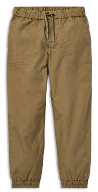 Ralph Lauren Boys' Cotton Poplin Jogger Pants - Little Kid