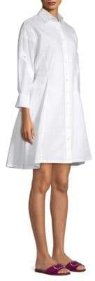 Joie Darcila Cotton Shirt Dress