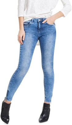 Only Kendell Reg Skinny Ankle Jeans