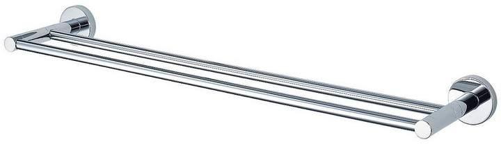 Haceka Kosmos 8.4 Cm Double Towel Rail