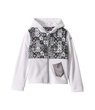 Obermeyer Hayden Hybrid Fleece Jacket (Toddler/Little Kids/Big Kids)