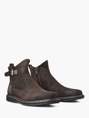 John Varvatos Brooklyn Lug Zip Boot