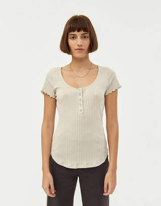 Need Blumie Scoop-Neck Tee