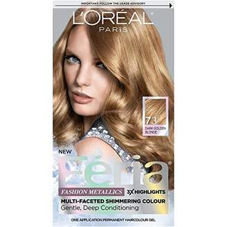 L'Oreal Feria Multi-Faceted Shimmering Color