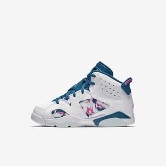 super popular af5b8 89d0e Nike Little Kids  Shoe (10.5c-3y) Air Jordan Retro 6