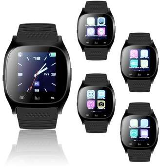 BordArgent Newest Update M26 Wireless bluetoo th Smartwatch Smart Wrist di gital Watches Sync Phone Mate For IOS Apple For iph one For Android Phones