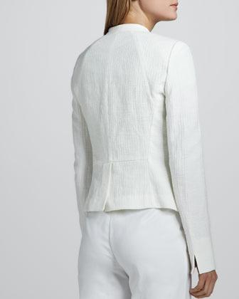 Lafayette 148 New York Margot Tweed Jacket