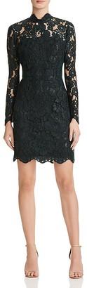 Betsey Johnson Lace Dress $168 thestylecure.com