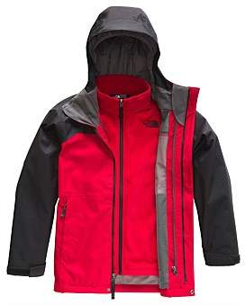 bc60e5ee8 The North Face Clothing For Kids - ShopStyle Australia