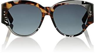 "Christian Dior Women's ""LadyDiorStuds2"" Sunglasses - Gray"