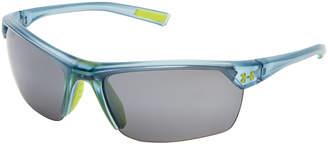 Under Armour Grey Zone 2.0 Wrap Around Sunglasses