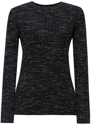 Banana Republic Washable Merino Wool Fitted Crew-Neck Sweater