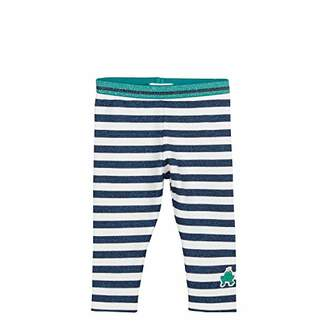 Catimini Baby Girls Legging Rayé Pour (Dark Blue 48), (Size: 2A)