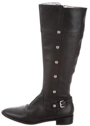 MICHAEL Michael Kors Pointed-Toe Knee-High Boots