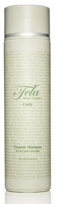 Tela Beauty Organics Curly Shampoo, For Dry, Frizzy Hair, 8.45 oz./ 250 mL