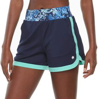 Tek Gear Women's Mixed Media Shorts