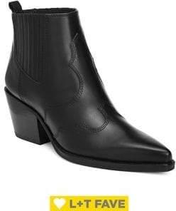 Sam Edelman Winona Leather Booties