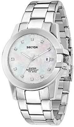 Sector No Limits Women's 480 Analog-Quartz Stainless- Strap