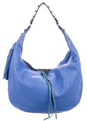 Rebecca Minkoff Studded Leather Hobo
