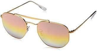 Ray-Ban RB3648 Marshall Aviator Sunglasses