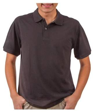 George Young Men's Short Sleeve Polo
