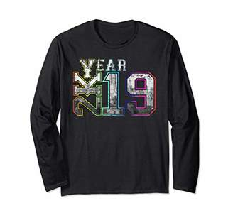 New Year 2019 New York City NYC vintage Tee TShirt best gift