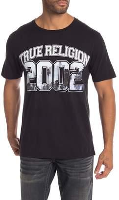 True Religion Crew Neck Graphic Tee