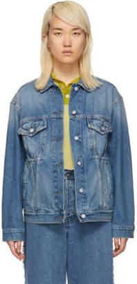 Acne Studios Indigo Bla Konst 2000 Denim Jacket