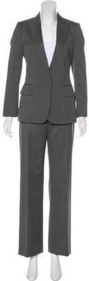 Stella McCartney Wool Structured Pantsuit